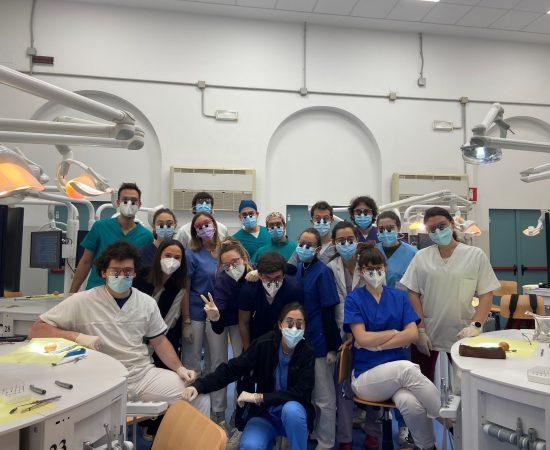 Studenti odontoiatria e igiene dentale